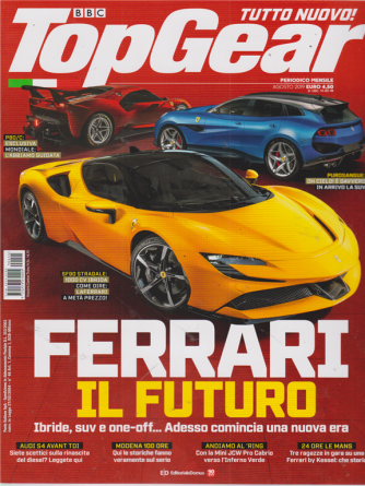 Top Gear - n. 141 - mensile - agosto 2019