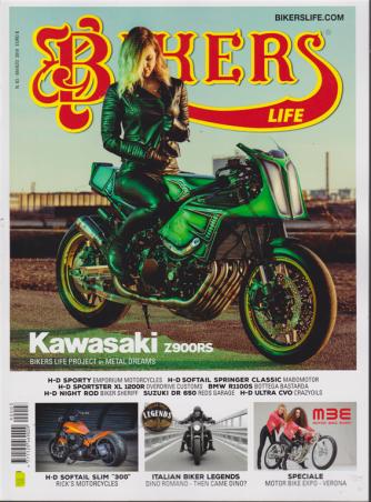 Bikers Life - n. 3 - marzo 2019 - mensile