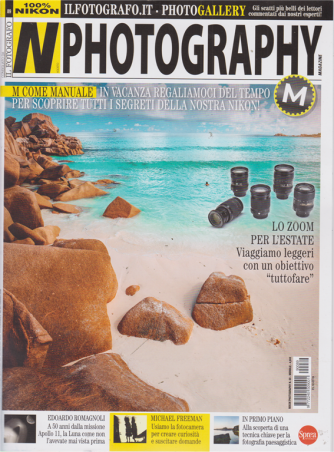 Nikon Photography - n. 99 - mensile - 12/7/2019 -
