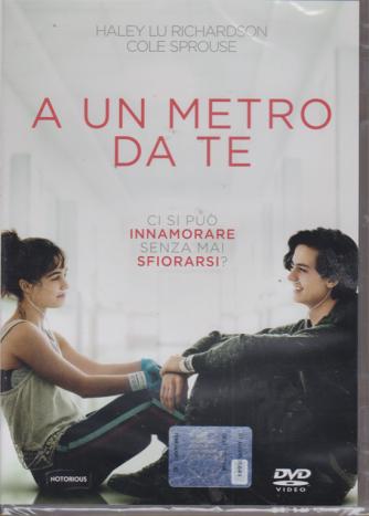 I Dvd Cinema Di Sorrisi - A Un Metro Da Te - n. 21 - settimanale - 17/7/2019