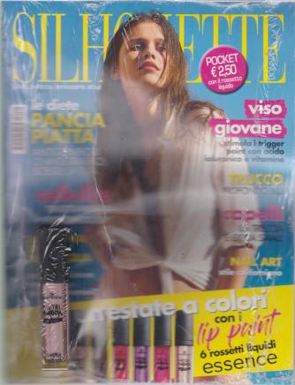 Silhouette pocket - n. 8 - agosto 2019 - mensile - + il rossetto liquido