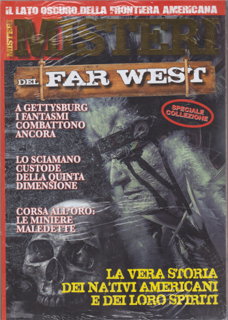 Misteri del far west - collezione speciale