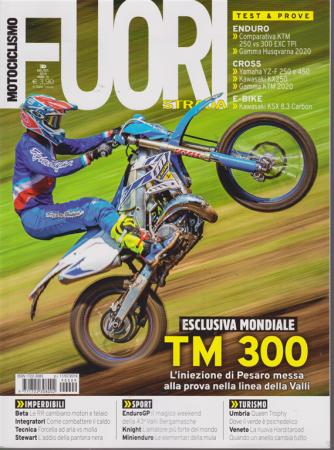 Motociclismo Fuoristrada - n. 9 - agosto - settembre 2019 - mensile