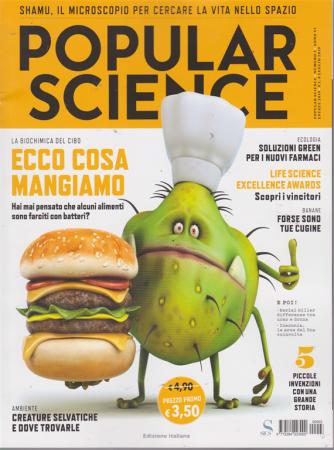 Popular Science - n. 3 - estate 2019 - 8 luglio 2019 - trimestrale