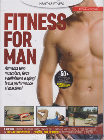 Fitness for man - n. 1 - 20/7/2019 -