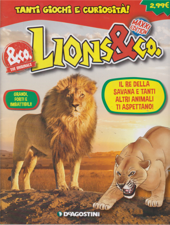 Lions & Co. n. 19 - luglio 2019 - bimestrale