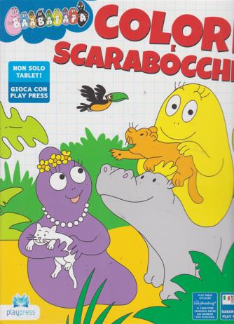Barbapapà colori e scarabocchi - n. 3 - agosto - settembre 2019 - bimestrale