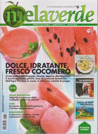 Mela Verde Magazine - n. 20 - mensile - agosto 2019 -