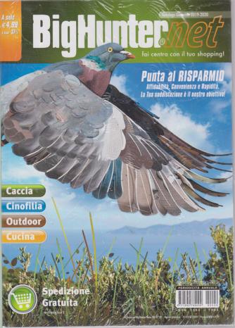 BigHunter.net - n. 29 - agosto - settembre 2019 - annuale - catalogo generale 2019-2020