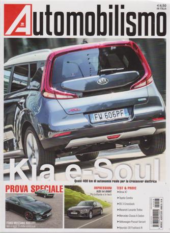 Automobilismo - n. 8 - mensile - agosto 2019