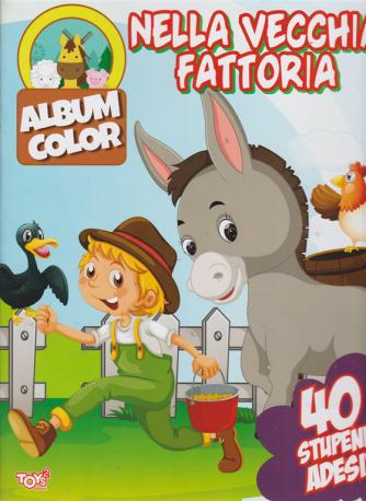 Toys2 News - Nella Vecchia Fattoria -album color - n. 11 - bimestrale - 25 luglio 2019 -