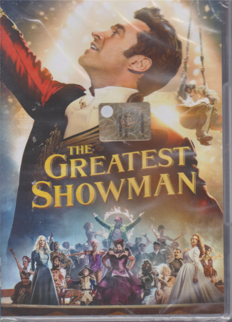 I Dvd Fiction Sorrisi.2 - The Greatest Showman - n. 37 - settimanale - 30 luglio 2019 -