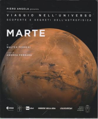 Piero Angela presenta Viaggio nell'universo - Marte - n. 5 - settimanale