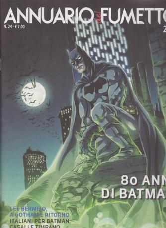 Annuario del fumetto 2019 - n. 24 - 80 anni di Batman