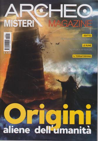 Archeomisteri Magazine - n. 56 - 5/8/2019 - mensile