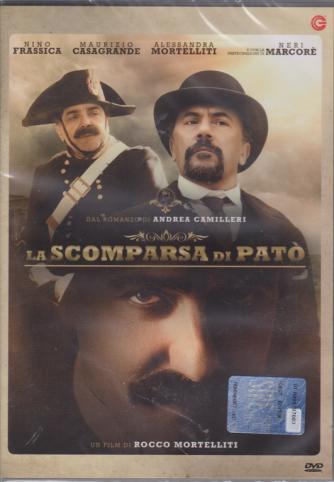 I Dvd Di Sorrisi n. 23 - La scomparsa di Patò - 30 luglio 2019 - Omaggio al Maestro Andrea Camilleri