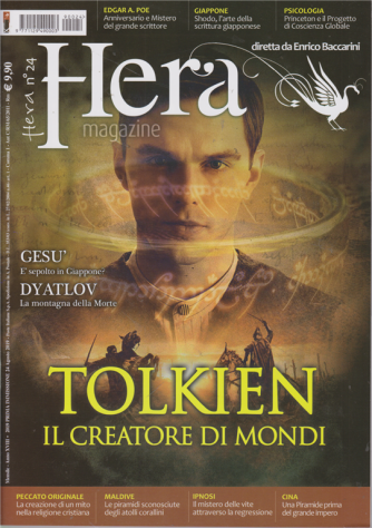 Hera magazine - n. 24 - mensile - agosto 2019 -