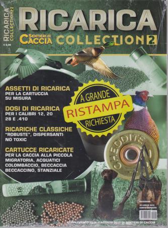 Ricarica Sentieri di caccia collection 2 - n. 8 - agosto 2019 -