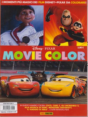 Disney Gioca E Crea - Disney Movie Color - n. 17 - bimestrale - 1 agosto 2019 -