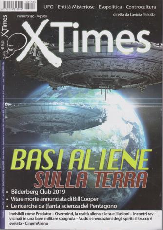 X Times - n. 130 - agosto 2019 - mensile