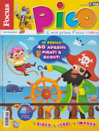 Focus Pico - n. 138 - agosto 2019 - mensile