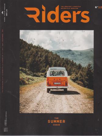 Riders - n. 124 - luglio - agosto 2019