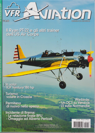 Vfr Aviation - n. 50 - agosto 2019 - mensile