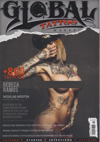Global Tattoo - Magazine - 6/8/2019 - + 800 tattoos