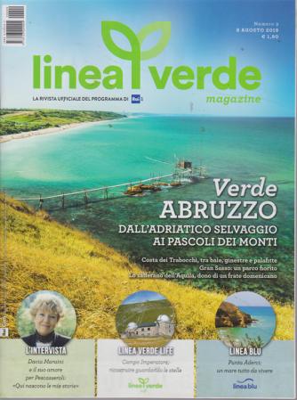 Linea Verde - n. 9 - 8 agosto 2019 - mensile
