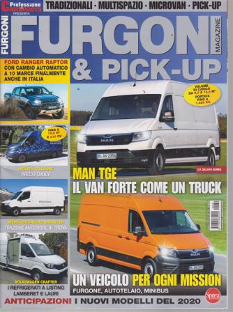 Furgoni Magazine - & Pick - up - n. 39 - bimestrale - agosto - settembre 2019