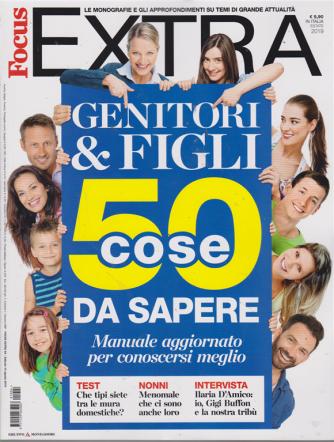 Focus Extra - n. 84 - 10 agosto 2019 - estate