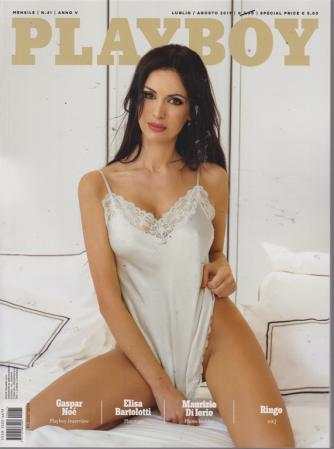 Playboy - n. 41 - mensile - luglio - agosto 2019