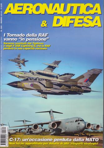 Aeronautica E Difesa - n. 389 - marzo 2019 -