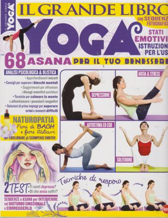 Vivere Lo Yoga Speciale - Il grande libro Yoga - n. 3 - bimestrale - agosto - settembre 2019