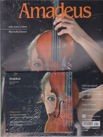 Amadeus - n. 357 - mensile - 1 agosto 2019 - 2 cd