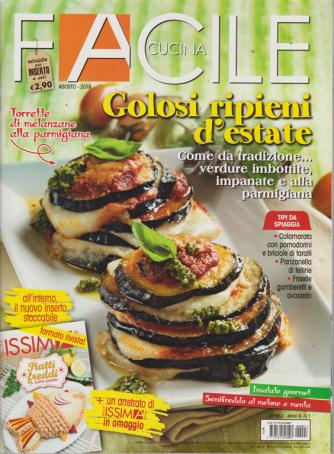 Facile Cucina - Golosi Ripieni D'estate - n. 7 - agosto 2019 - mensile -