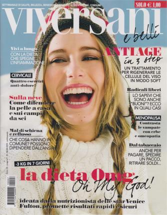 Viversani e belli - n. 7 - settimanale - 8/2/2019