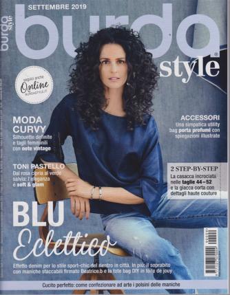 Burda style - n. 9 - settembre 2019 - mensile
