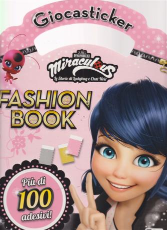 Giocasticker Miraculous - Le storie di Ladybug e Chat Noir - n. 18 - bimestrale -