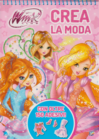 Tridi Activity - Winx Club Crea La Moda - bimestrale - 20/8/2019 - n. 21