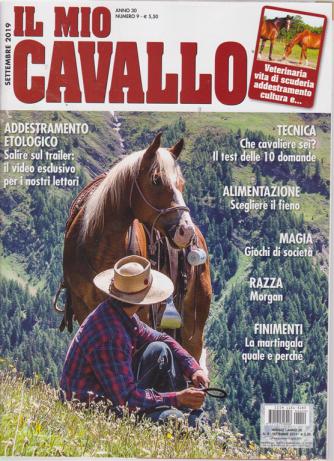 Il Mio Cavallo - n. 9 - settembre 2019 - mensile