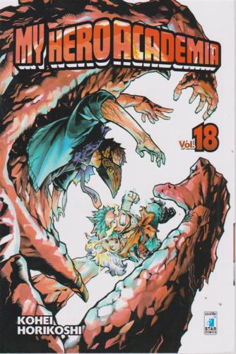 Dragon 249 - My Hero Academia 18 - mensile - marzo 2019 - edizione italiana