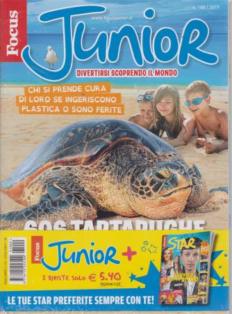 Focus Junior + Focus junior star - n. 188 - 2019 - 2 riviste