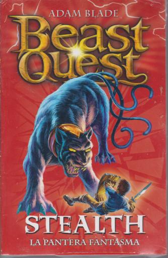 Beast Quest - Stealth - La pantera fantasma - n. 24 - settimanale
