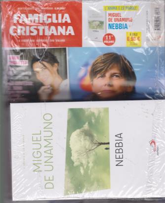 Famiglia cristiana - + il libro di Miguel De Unamuno - Nebbia - n. 34 - 25 agosto 2019 - settimanale - rivista + libro