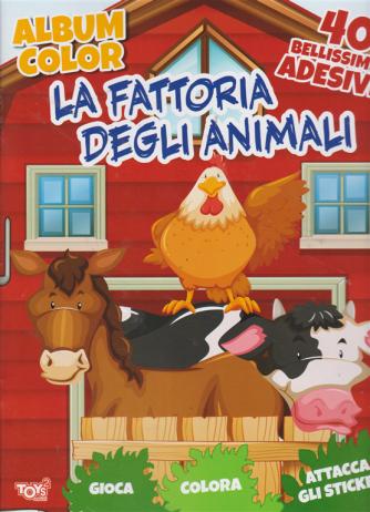 Album color - La fattoria degli animali - n. 31 - bimestrale - 22 agosto 2019 -