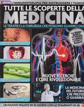 Tutte le scoperte della medicina - n. 10 - bimestrale - agosto - settembre 2019 -