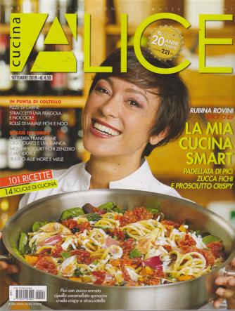 Alice Cucina - n. 9 - mensile - settembre 2019