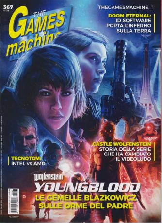 The Games Machine - n. 367 - mensile - 24/8/2019