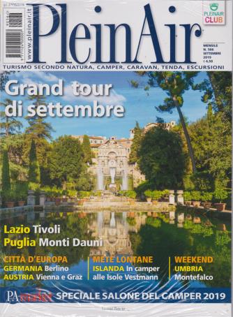 Plein Air - + PA market - n. 566 - settembre 2019 - mensile - 2 riviste
